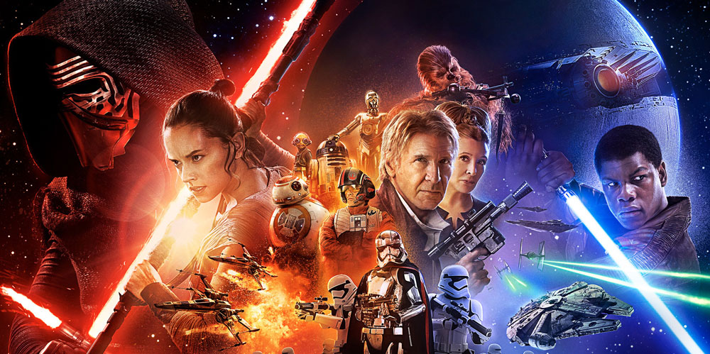 Star Wars: The Force Awakens new record at the box office