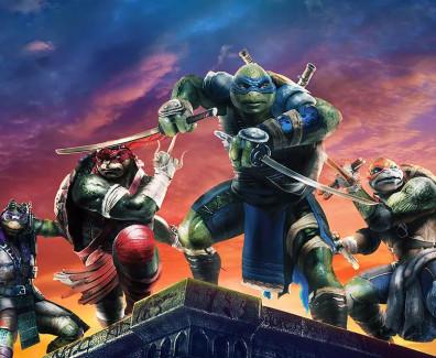 Teenage Mutant Ninja Turtles – Out of the Shadows Trailer 2016