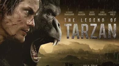 The Legend of Tarzan – Trailer – 2016