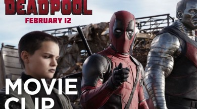 Deadpool 2 Girls 1 Punch Movie Clip