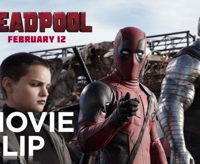 Deadpool 2 Girls 1 Punch Movie Clip