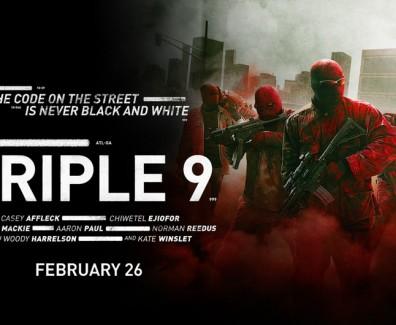 Triple 9 – 2016 Trailer