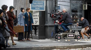 Fantastic Beasts and Where to Find Them: Behind the Scenes Featurette