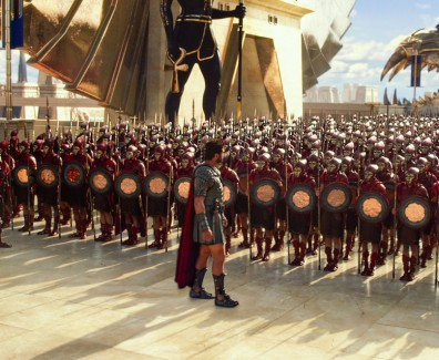 Gods of Egypt – 2016 – Movie Trailer – Official Game Day Spot – War