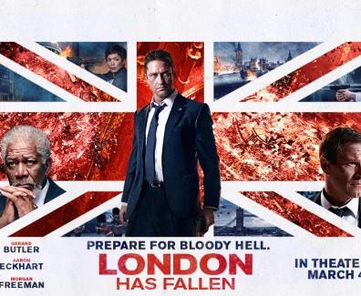 London Has Fallen Trailer 2016
