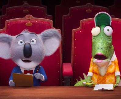 Sing Movie Teaser – 2016