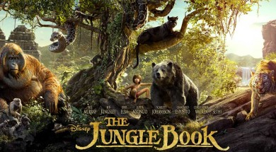 The Jungle Book Trailer 2016