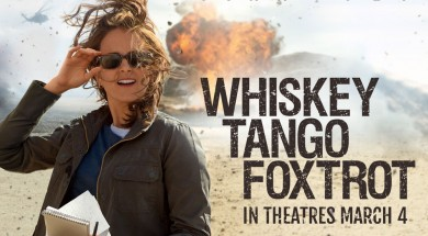 Whiskey Tango Foxtrot Movie Trailer 2016