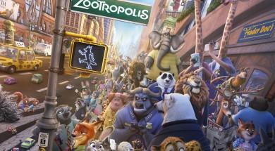 Zootopia Trailer 2016