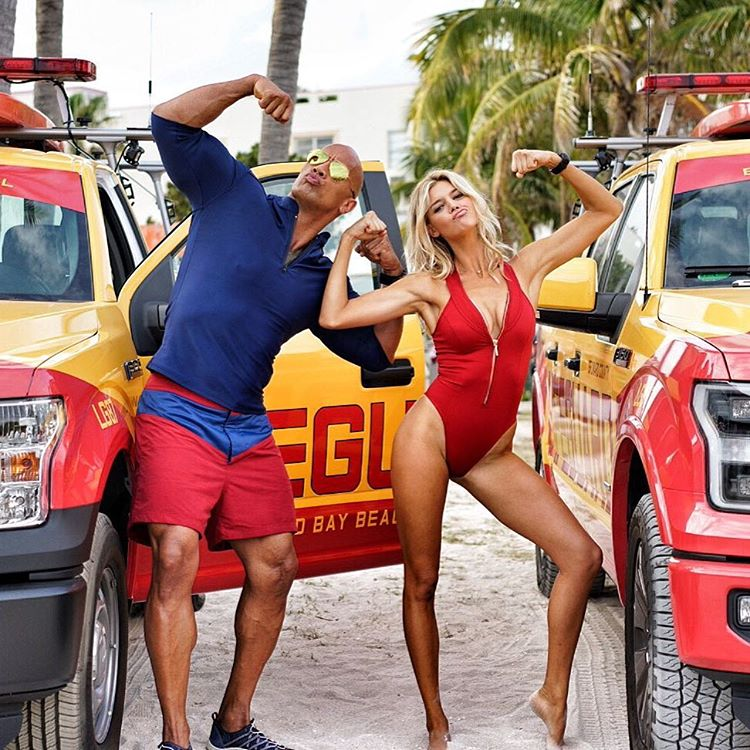 Baywatch is getting a ...