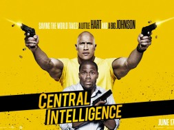 Central Intelligence Trailer 2016