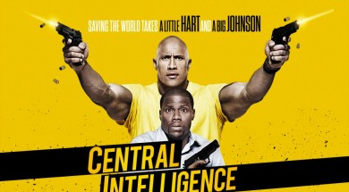 Central Intelligence Trailer 2016