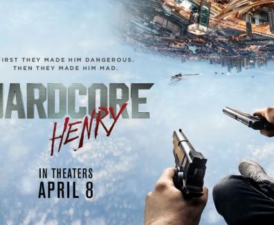 Hardcore Henry Trailer 2015-2
