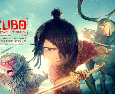 Kubo and the Two Strings Trailer 2016