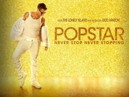 Popstar Never Stop Never Stopping Trailer 2016