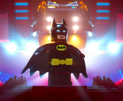 The LEGO Batman Movie Trailer – Wayne Manor – 2016