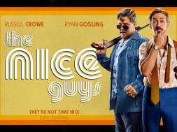 The Nice Guys Movie Trailer 2016