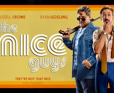 The Nice Guys Movie Trailer 2016