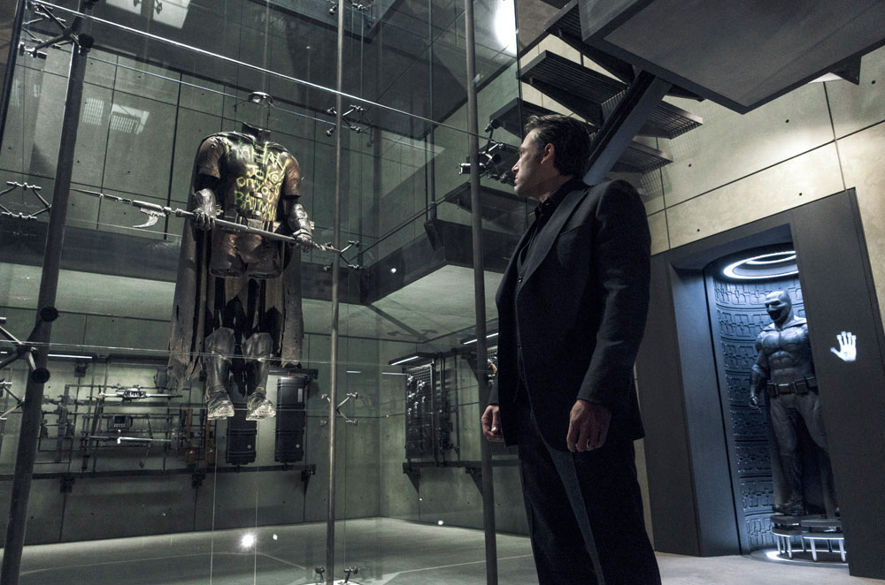 Ben Affleck to Direct Solo Batman Movie for Warner Bros.