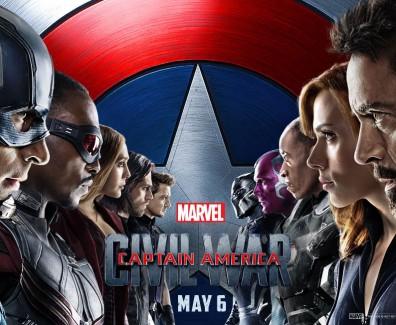 Captain America Civil War Trailer 3 2016