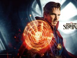 Doctor Strange Movie Trailer 2016