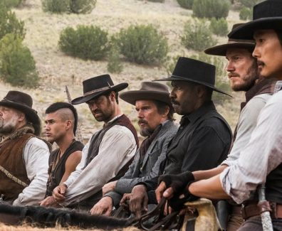 The Magnificent Seven Teaser Trailer 2016