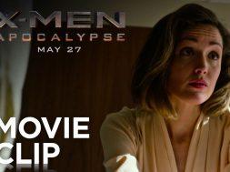 X-Men Apocalypse Moira's Office Clip