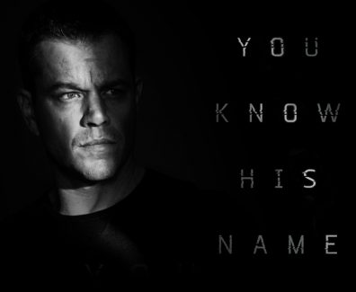 Jason Bourne Movie Trailer 2016