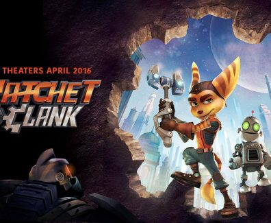 Ratchet and Clank Movie Trailer 2016