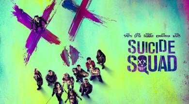 Suicide Squad Movie Trailer Blitz 2016