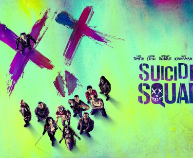 Suicide Squad Movie Trailer Blitz 2016
