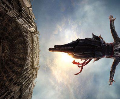 Assassins Creed Movie Trailer 2016