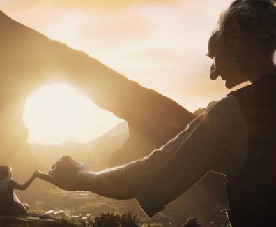 Disney's The BFG Movie Trailer 2