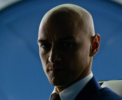 James McAvoy Becomes Charles Xavier X-Men Apocalypse