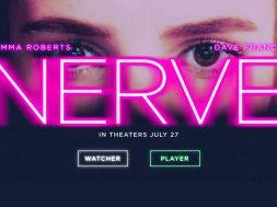 Nerve Movie Trailer Poster 2016