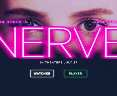 Nerve Movie Trailer Poster 2016