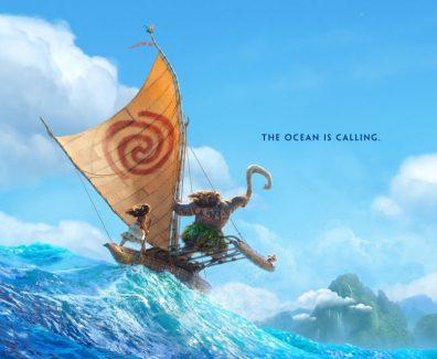 Moana Teaser Trailer Disney 2016