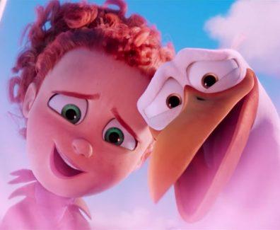 Storks Movie Trailer 2