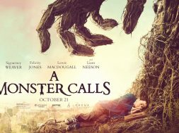 A monster Calls Movie Trailer 2016