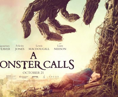 A monster Calls Movie Trailer 2016