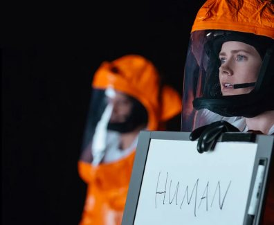 Arrival Movie Trailer 2016