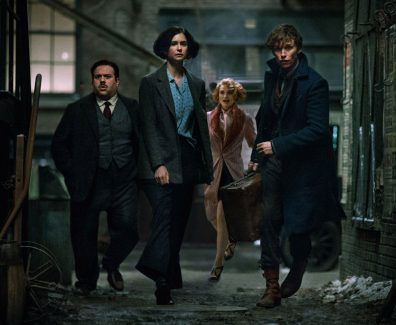 Fantastic Beasts and Where to Find Them Comic Con Trailer 2016