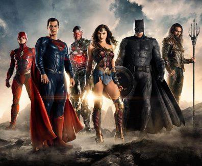 Justice League Special Comic-Con Trailer 2017