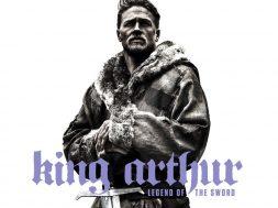 King Arthur Legend of the Sword Comic Con Trailer