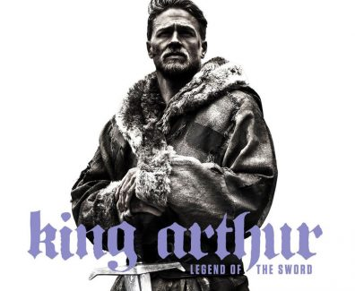 King Arthur Legend of the Sword Comic Con Trailer