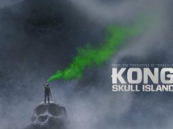 Kong Skull Island Movie Comic Con Trailer 2017 Poster