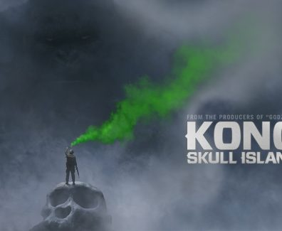 Kong Skull Island Movie Comic Con Trailer 2017 Poster