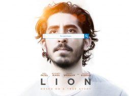 Lion Movie Trailer 2016