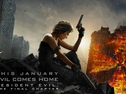 Resident Evil The Final Chapter Movie Trailer 2017