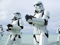 Rogue One A Star Wars Story Movie Trailer 2016
